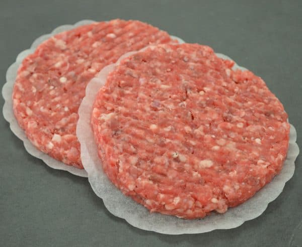 Thin Beef Burgers